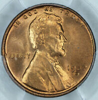 1937-D PCGS MINT STATE 66RD LINCOLN CENT