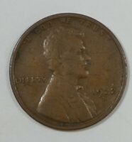 1922-D LINCOLN/WHEAT EARS REVERSE CENT  GOOD 1C