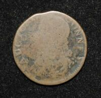 1785   1788 US COLONIAL CONNECTICUT COPPER CENT COIN MAILED