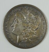 1895-S MORGAN SILVER DOLLAR  FINE  KEY DATE OF THE SERIES