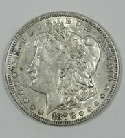 1878 7-TAIL FEATHER REV OF 1879  MORGAN $ EXTRA FINE SILVER DOLLAR