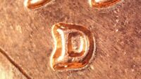 1959 D LINCOLN MEMORIAL CENT   NEW RPM / WRPM 145