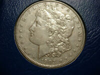 1903 AU  MORGAN SILVER DOLLAR - L159