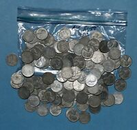 127 1943 LINCOLN WHEAT CENT STEEL PENNIES   NO RUST ALL ORIGINAL