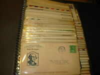 1930'S TO 1940'S FDC COLLECTION IN ALBUM 96 COVERS