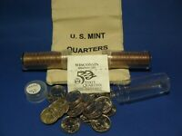 2004 D WISCONSIN STATEHOOD QUARTERS   BU FROM MINT BAG   120 COINS