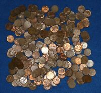 1948 P LINCOLN WHEAT CENT BAG LOT   ABOUT 230 COINS FROM BIG COLLECTION