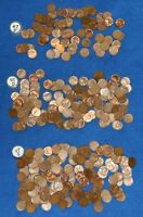 1947 P D S LINCOLN WHEAT CENT ROLLS   ROLLS FROM BIG COLLECTION