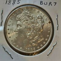 1885 MORGAN SILVER DOLLAR  FROM BU ROLL - ORIGINAL LUSTER