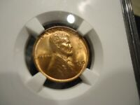 1930-D 1C LINCOLN WHEAT NGC MINT STATE 63RD