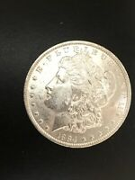 1884 0  HIGH GRADE MORGAN SILVER DOLLAR  CHOICE UNCIRCULATED 1427