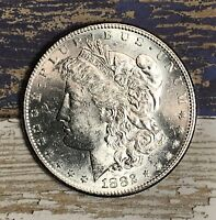 1882-S MORGAN SILVER DOLLAR. COLLECTOR COIN FOR COLLECTION OR SET. SHIPS FREE