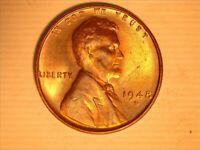 1948-S LINCOLN WHEAT CENT IN GEM BU CONDITION