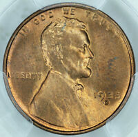 1935-D PCGS MINT STATE 66RD LINCOLN CENT