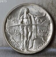1939 D OREGON TRAIL COMMEMORATIVE HALF DOLLAR