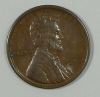 1912 LINCOLN/WHEAT EARS REVERSE CENT ALMOST UNCIRCULATED 1C