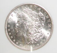1890 S MINT STATE 63 $1 REDFIELD HOARD BRILLIANT BETTER DATE NGC MORGAN SILVER DOLLAR