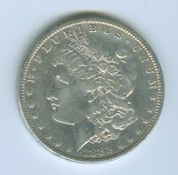 1883-P MORGAN SILVER DOLLAR--CIRCULATED