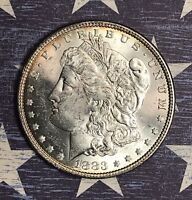1883 MORGAN SILVER DOLLAR COLLECTOR COIN FOR COLLECTION OR SET.