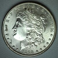 1898 O MORGAN SILVER DOLLAR COIN US ONE DOLLAR $1 NEW ORLEANS MINT UNCIRCULATED