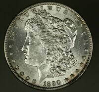 MORGAN DOLLAR 1890-S   A1255