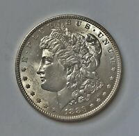 1883  MORGAN SILVER DOLLAR  FROM BU ROLL  ORIGINAL LUSTER
