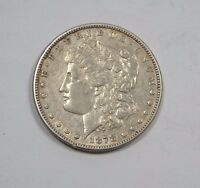 1878 7-TAIL FEATHER REV OF 1878 MORGAN DOLLAR EXTRA FINE SILVER $
