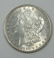 1890-S MORGAN DOLLAR ALMOST UNC/UNC SILVER DOLLAR