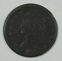 BARGAIN 1808 CLASSIC HEAD LARGE CENT GOOD 1-CENT