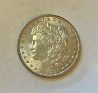 1891 MORGAN DOLLAR FROM BU ROLL - ORIGINAL LUSTER