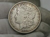 BETTER DATE 1879-O MORGAN DOLLAR.  28