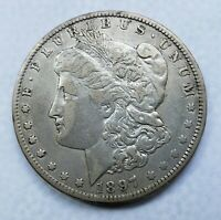 1897-O MORGAN SILVER DOLLAR MINTED IN NEW ORLEANS