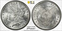 1899-O MORGAN SILVER DOLLAR PCGS MINT STATE 64 BRILLIANT UNCIRCULATED