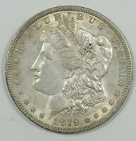 1879-O MORGAN DOLLAR ALMOST UNCIRCULATED SILVER $