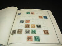 PACKED US COLLECTION IN SCOTT AMERICAN STAMP ALBUM 1847 1996