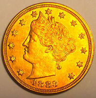 1883 'RACKETEER' LIBERTY V NICKEL 2