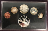 1953 SPECIAL EDITION CORONATION SET ROYAL CANADIAN MINT 2003