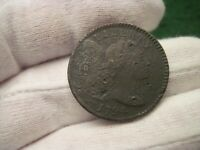 1794 LIBERTY CAP LARGE CENT S 65 OLD US TYPE COIN