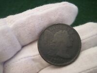 1794 LIBERTY CAP LARGE CENT HEAD OF 1795 S 71