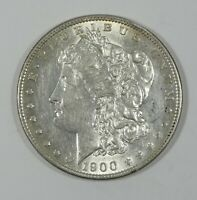 BARGAIN 1900-O/CC MORGAN DOLLAR ALMOST UNCIRCULATED SILVER DOLLAR