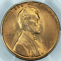 1949-S PCGS MINT STATE 66RD LINCOLN CENT