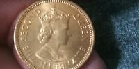 1955 CYPRUS 3 MILS HIGH GRADE BEAUTIFUL 1 COIN ONLY