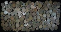 LOT / COLLECTION OF 500 1800'S 1900'S INDIAN HEAD CENTS PENN