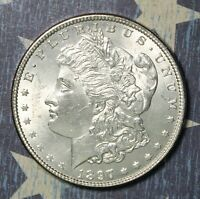 1897 MORGAN SILVER DOLLAR  COLLECTOR COIN. SHIPS FREE