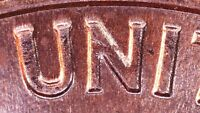 1962 P LINCOLN MEMORIAL CENT   BU   DOUBLED DIE REVERSE   DDR 003 / WDDR 001