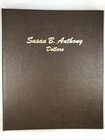 SUSAN B. ANTHONY DOLLARS 1979 1981 & 1999 PAGE 2 ALBUM W/24