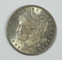 1883 MORGAN DOLLAR CHOICE TONED UNC SILVER DOLLAR