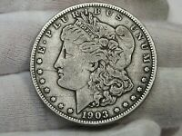 1903 MORGAN DOLLAR.  7