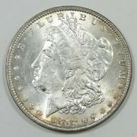 1882 MORGAN DOLLAR BU BRILLIANT UNCIRCULATED SILVER $