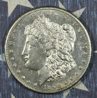 1894-S MORGAN SILVER DOLLAR PROOF LIKE COLLECTOR COIN. SHIPS FREE